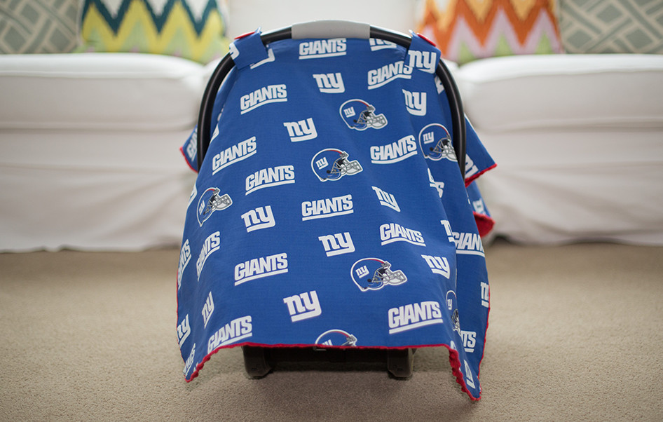 Continue Shopping & Canopy Couture - New York Giants