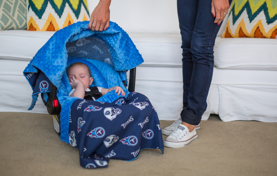 Canopy couture tennessee titans whole caboodle for Canopy couture