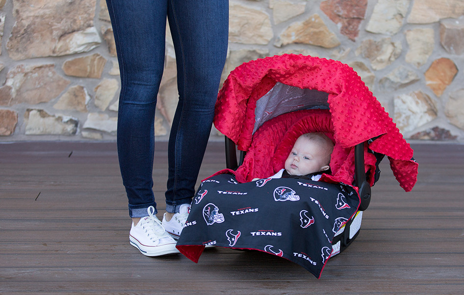 Continue Shopping & Canopy Couture - Houston Texans Whole Caboodle