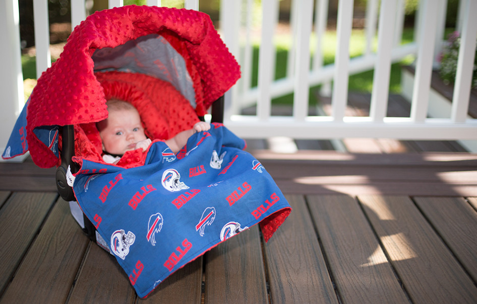 Canopy Couture Buffalo Bills Whole Caboodle