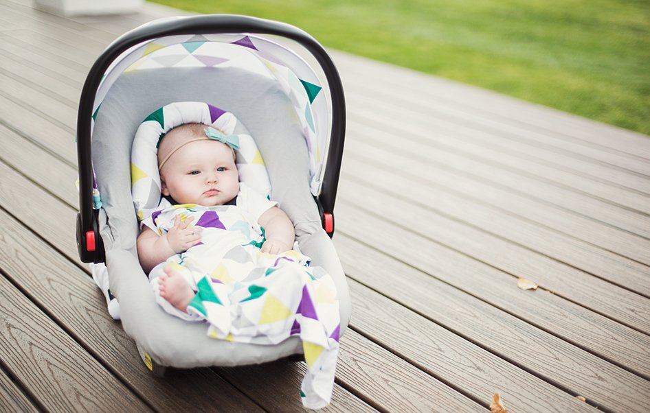FREE Carseat Canopy ($49.95 Value), Just Cover Shipping–Save 70%!