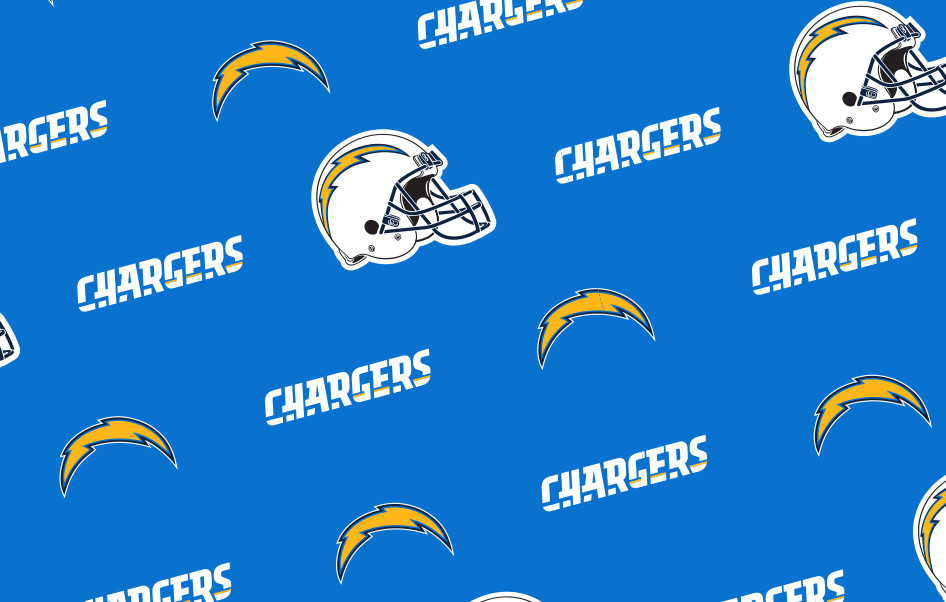 Canopy Couture San Diego Chargers