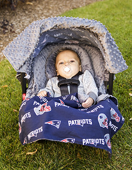 New England Patriots Whole Caboodle