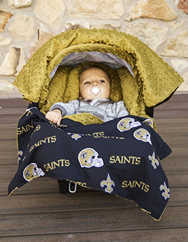 New Orleans Saints Whole Caboodle