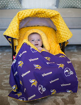 f65dd9979 Canopy Couture - Minnesota Vikings Whole Caboodle