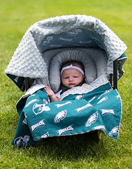 Philadelphia Eagles Whole Caboodle