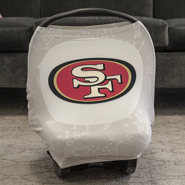 San Francisco 49ers Whole Caboodle Stretch