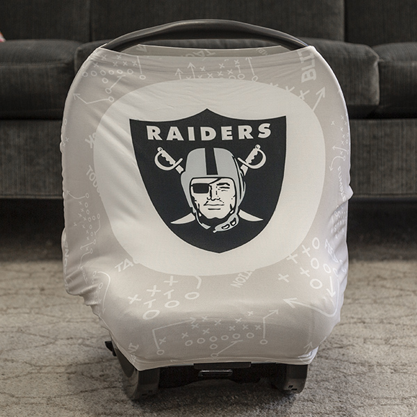Oakland Raiders Whole Caboodle Stretch