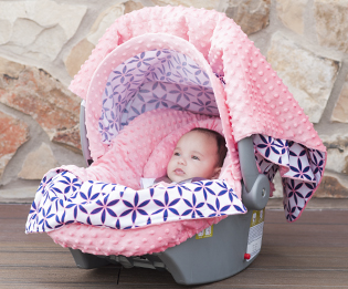 Canopy Couture Carseat Covers Carseat Umbrellas Carseat Blankets